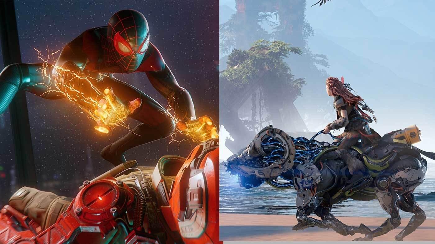 Spiderman Horizson Zero Dawn 1400x787 1