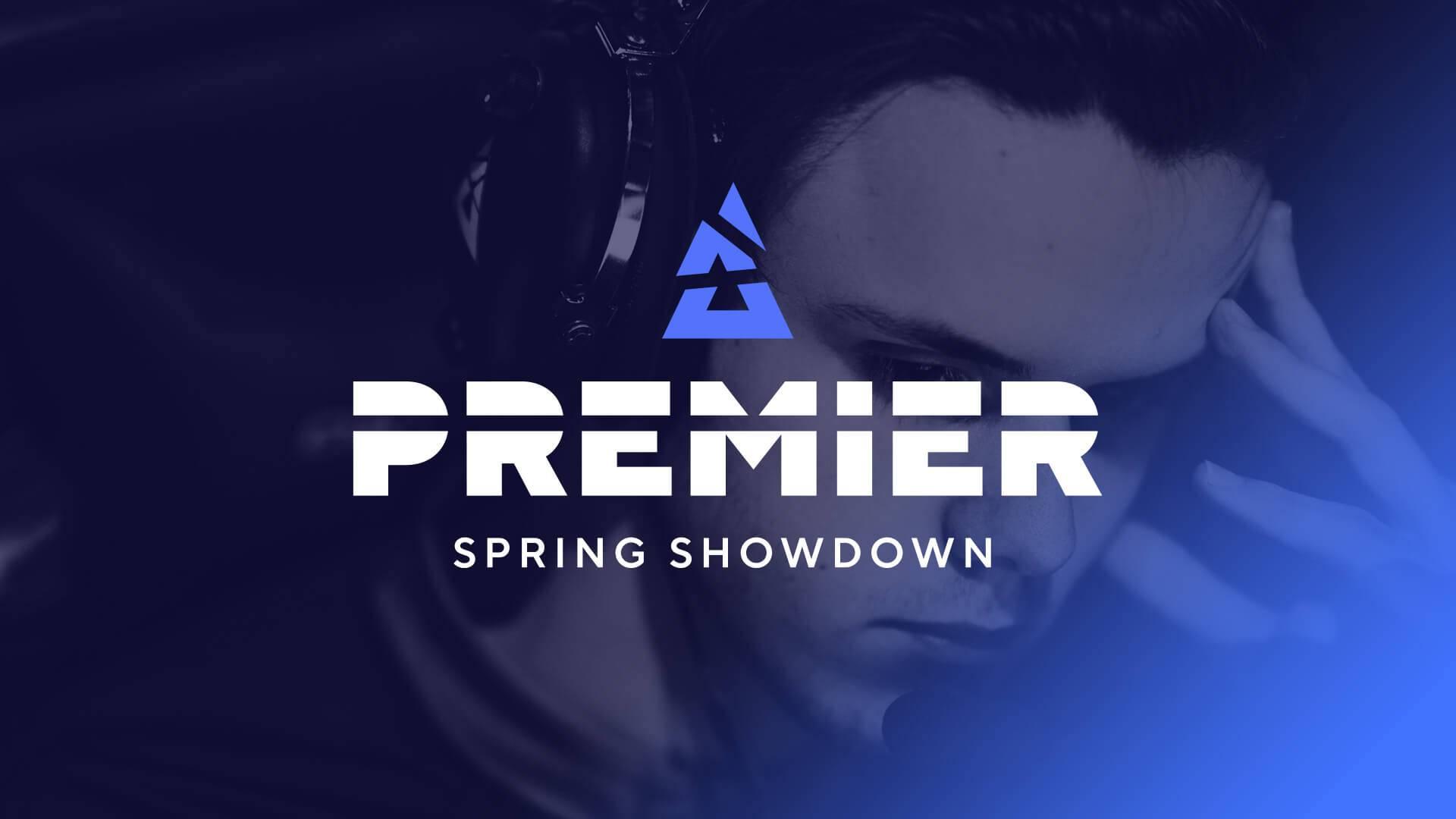 blast premier showdown