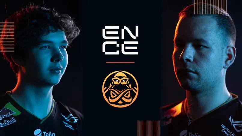 ENCE Rebrand