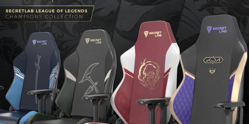 Secretlab League of Legends Champions Collection 800x400 1