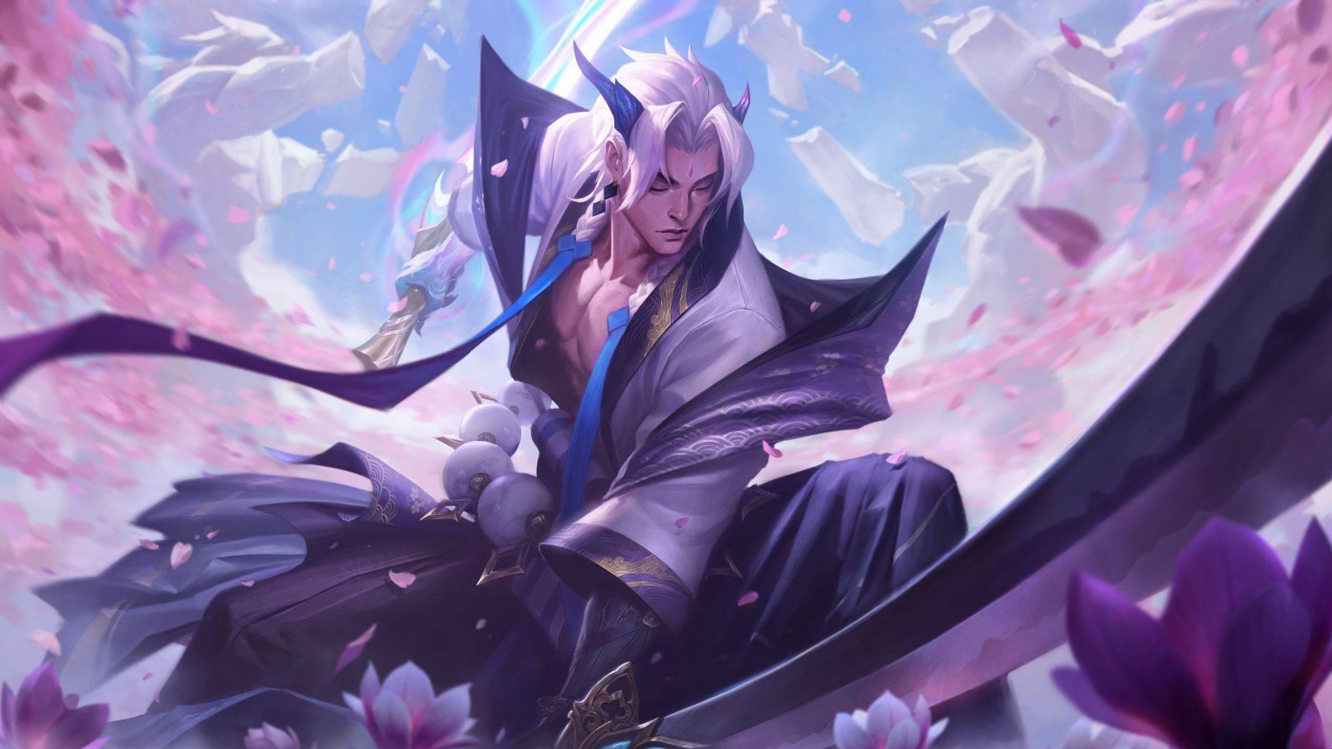 lol league of legends yone spirit blossom skin