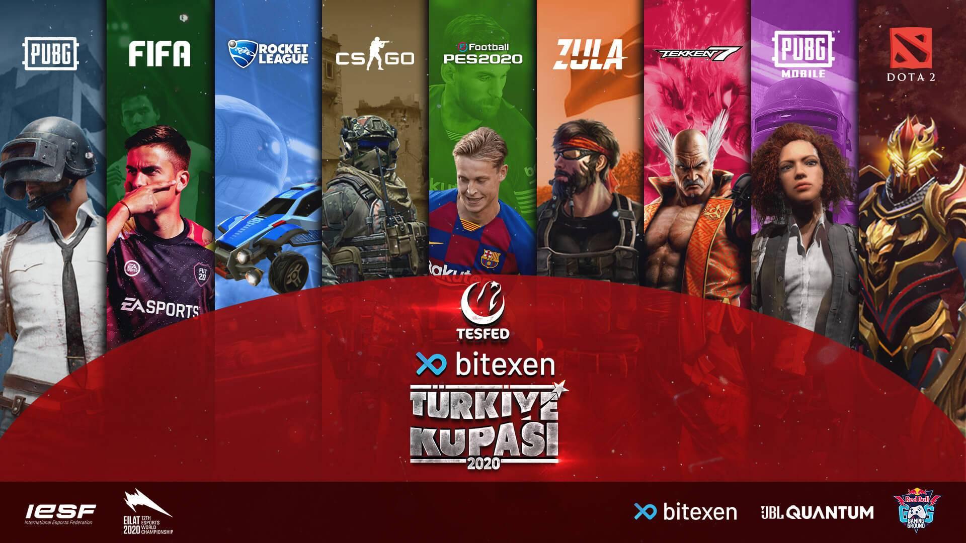 Bitexen TESFED Turkiye Kupasi