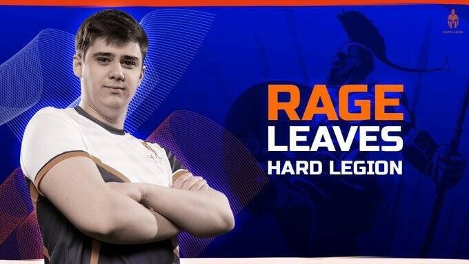 HARD LEGION RAGE