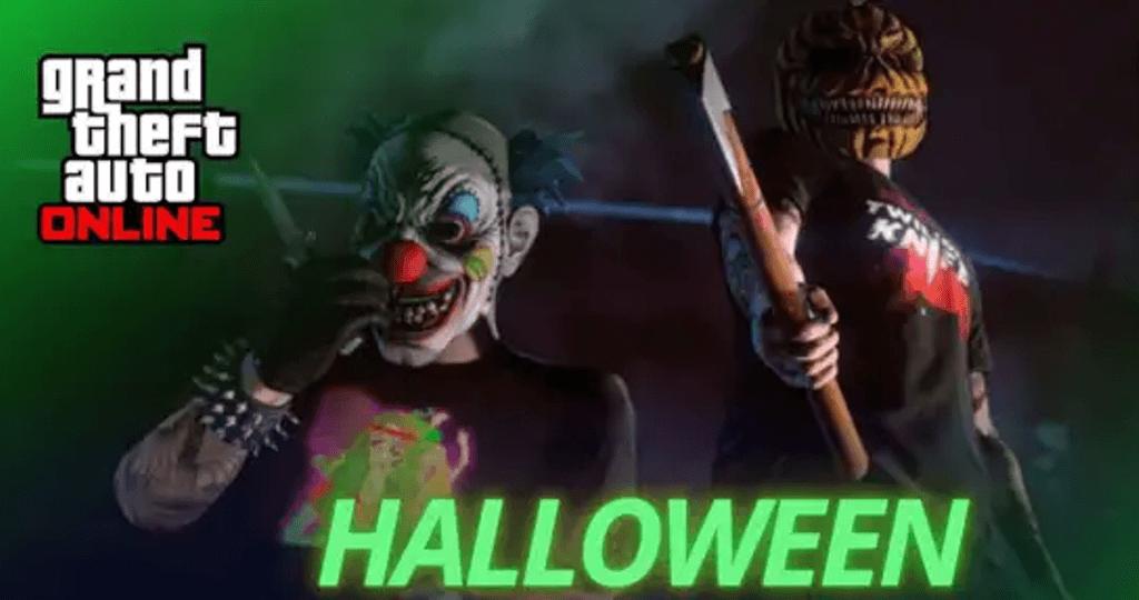 GTA 5 Halloween