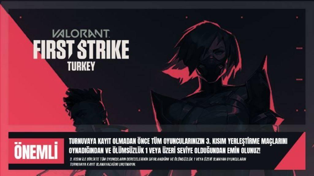 first strike valorant