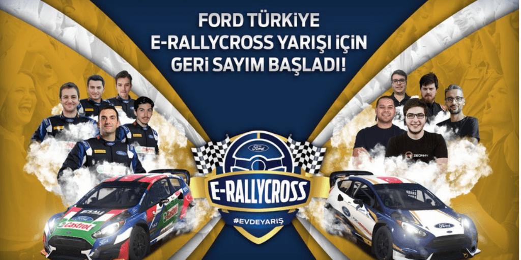 ford erallycross