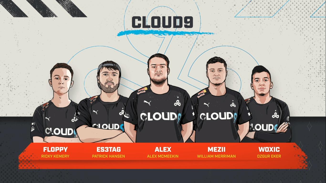 cloud9 ilk turnuva flashpoint 2