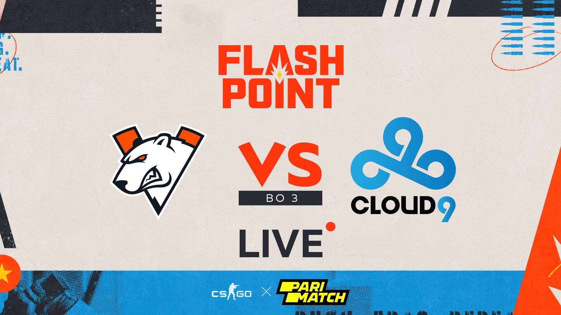 cloud9 vs virtus.pro