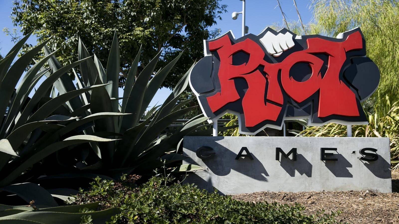 riot games dava edildi