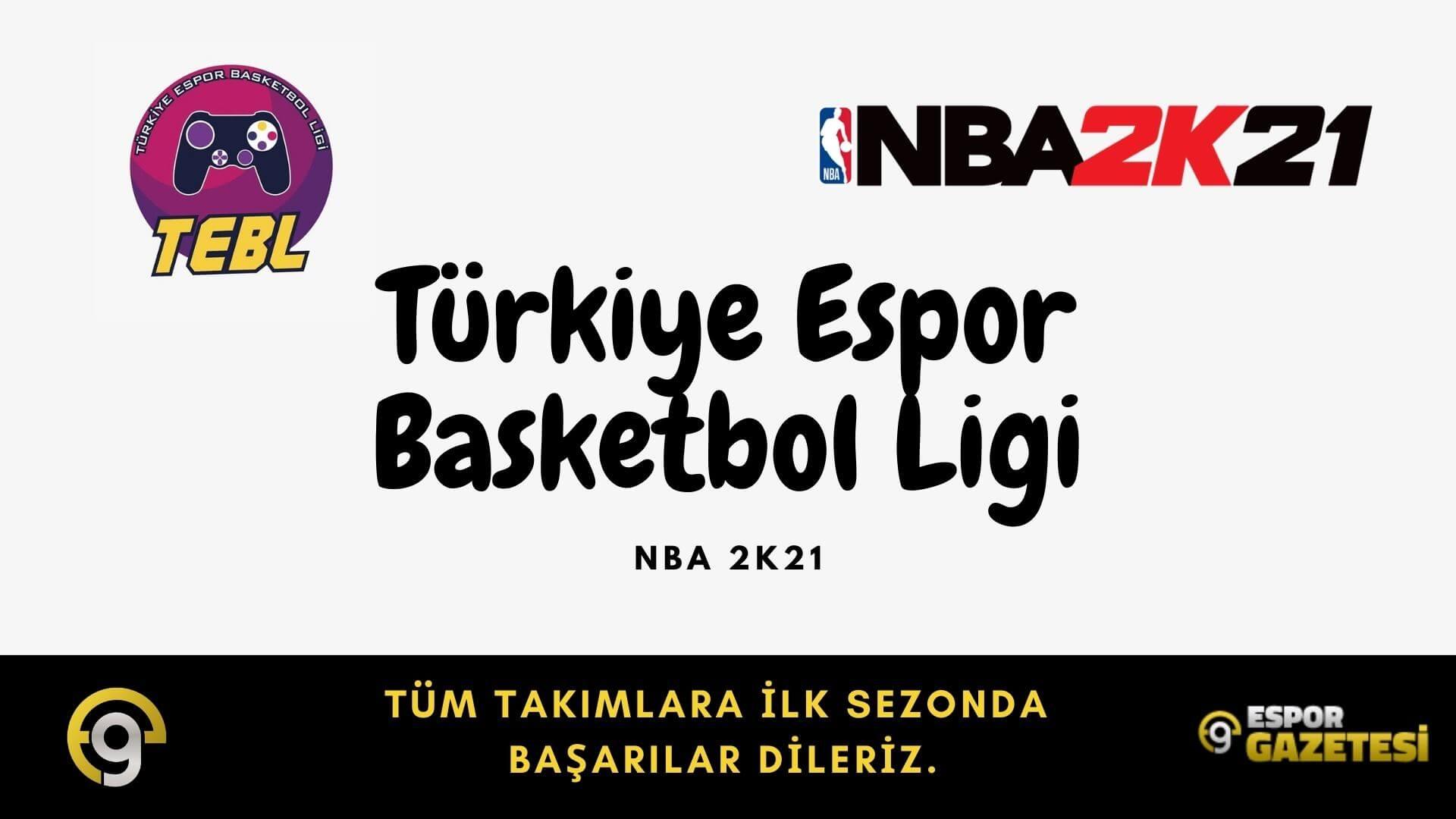Türkiye Espor Basketbol Ligi