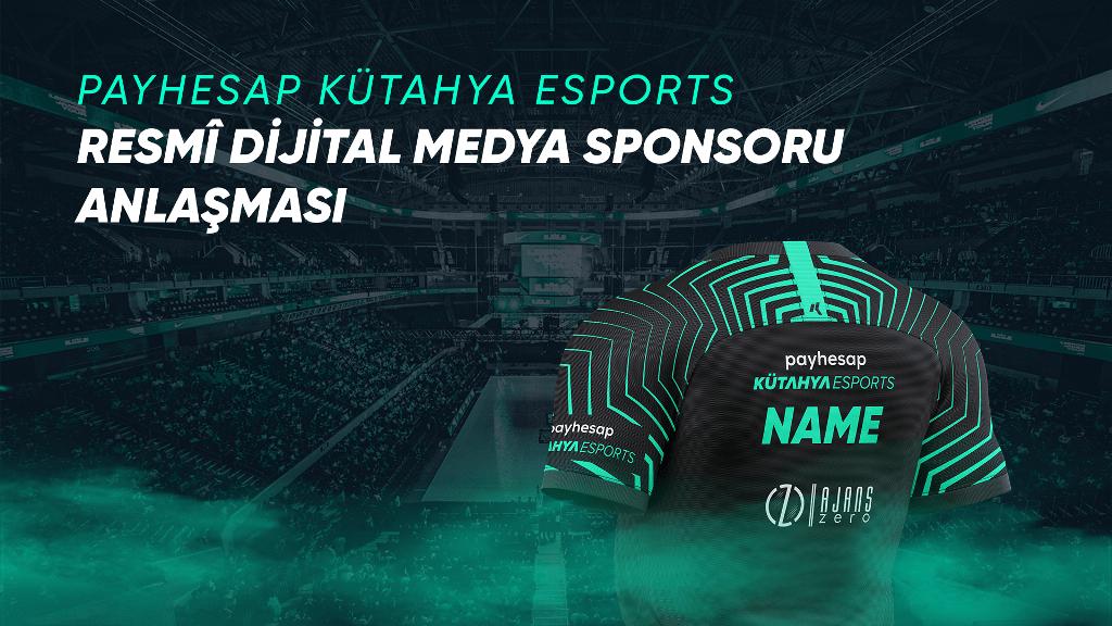 Sponsor Kamuoyu 2 x Kutahya Esports