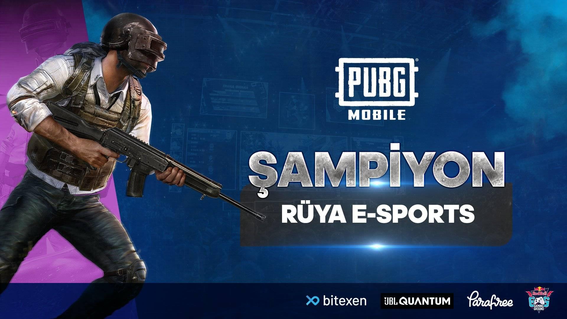 PUBG Mobile turnuvası