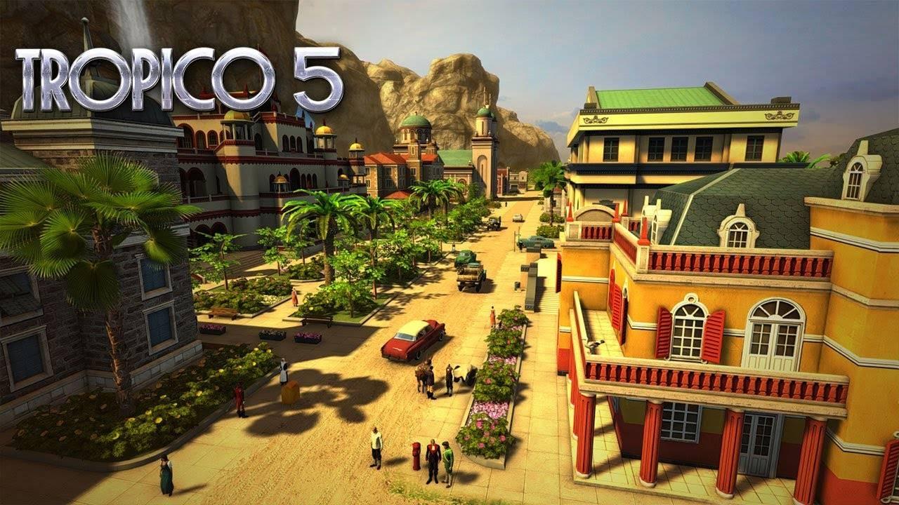 tropico 5 epic games
