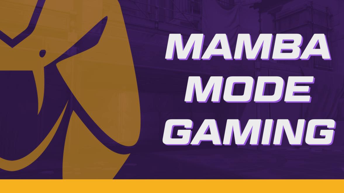 Mamba mode gaming