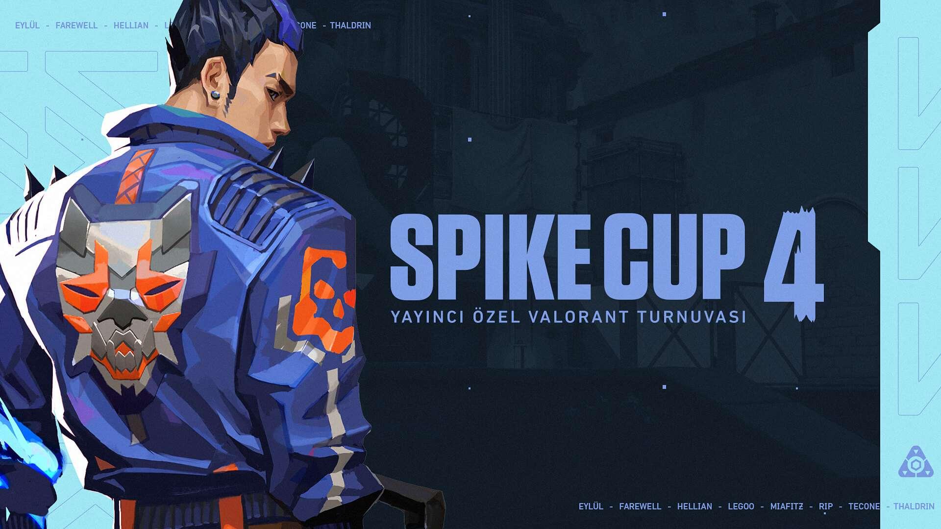 Spike Cup 4