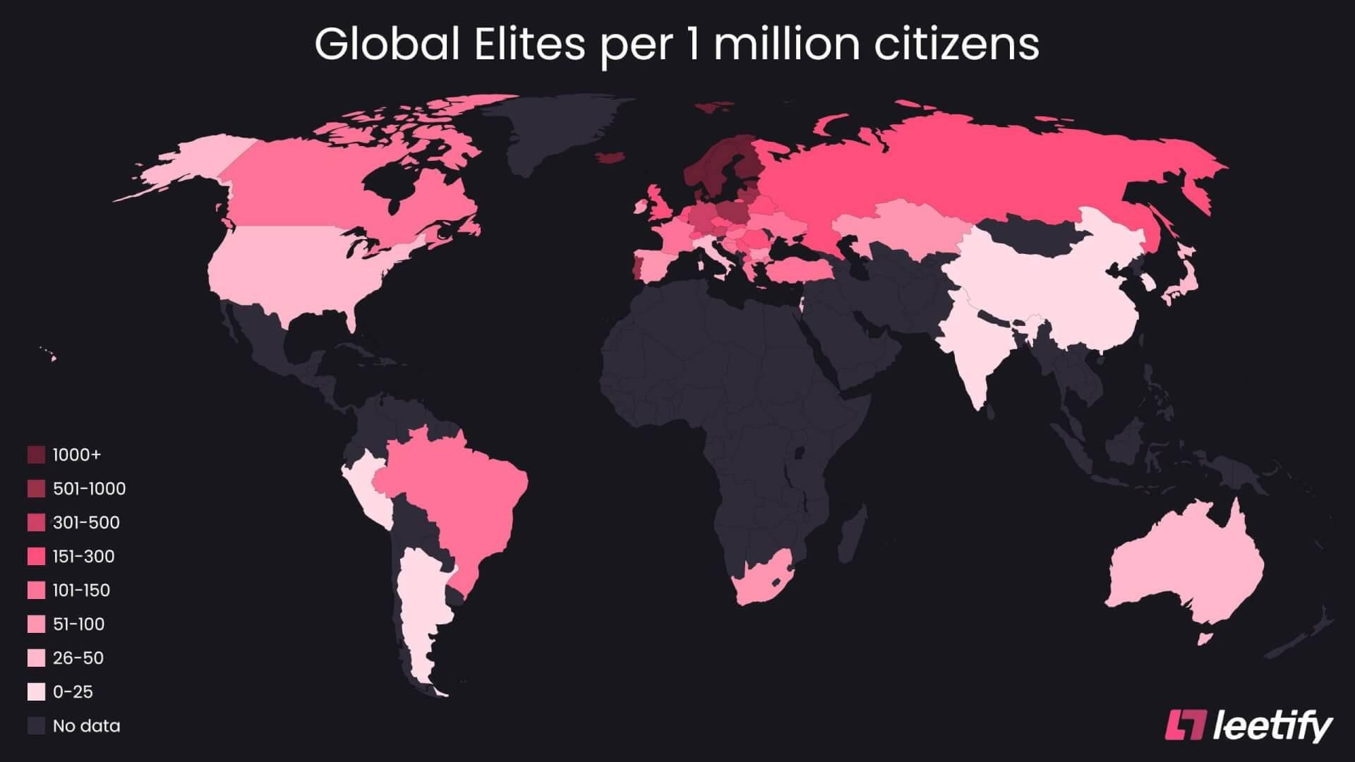 Global elite- csgo