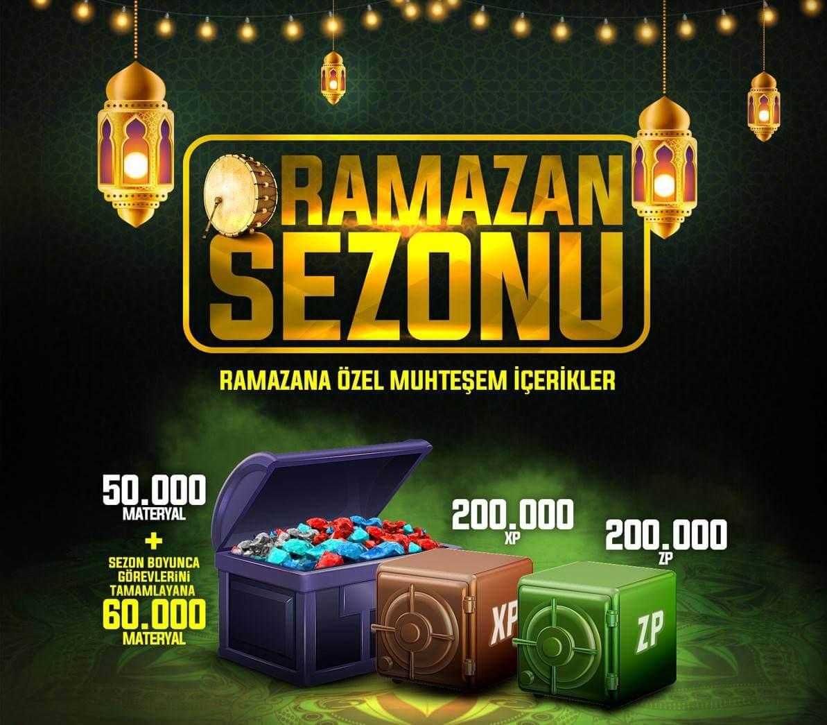 Ramazan Sezonu