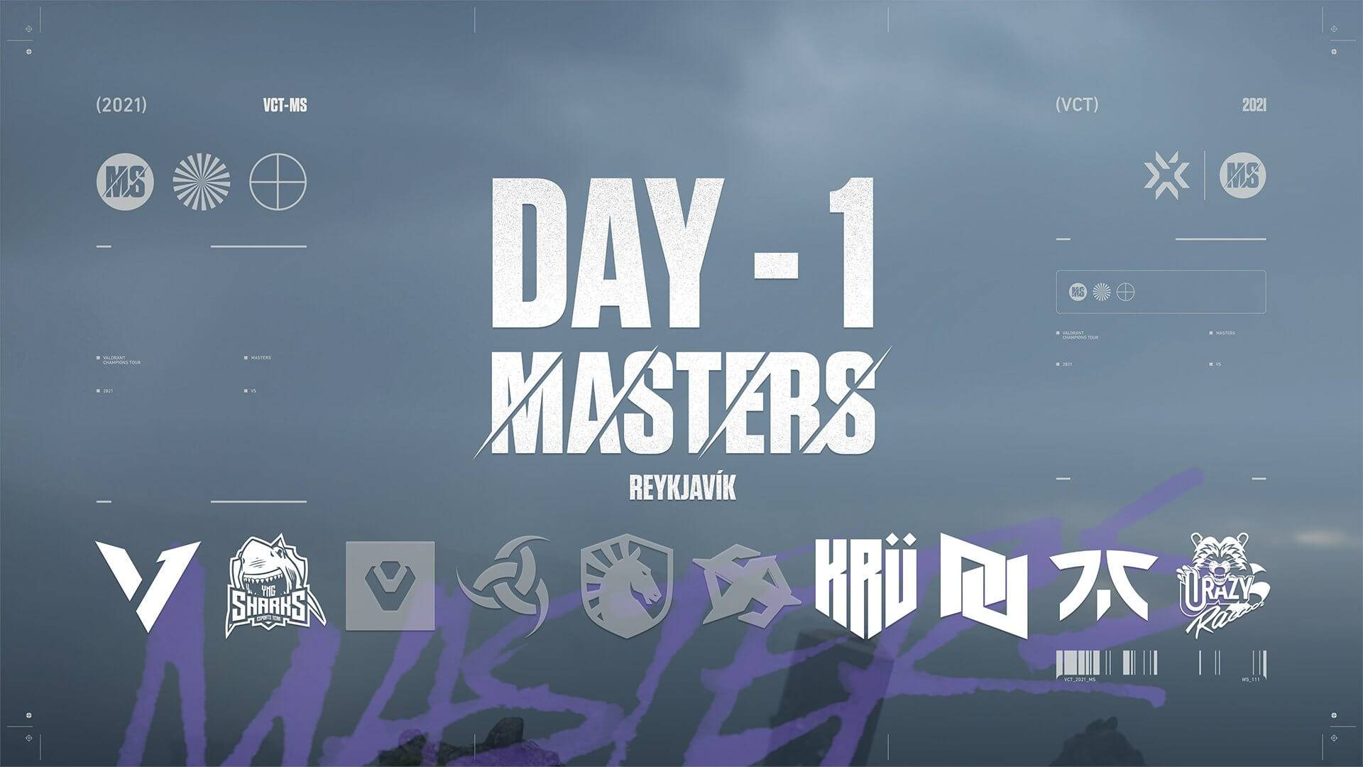 Day 1 Preview Valorant Masters 2