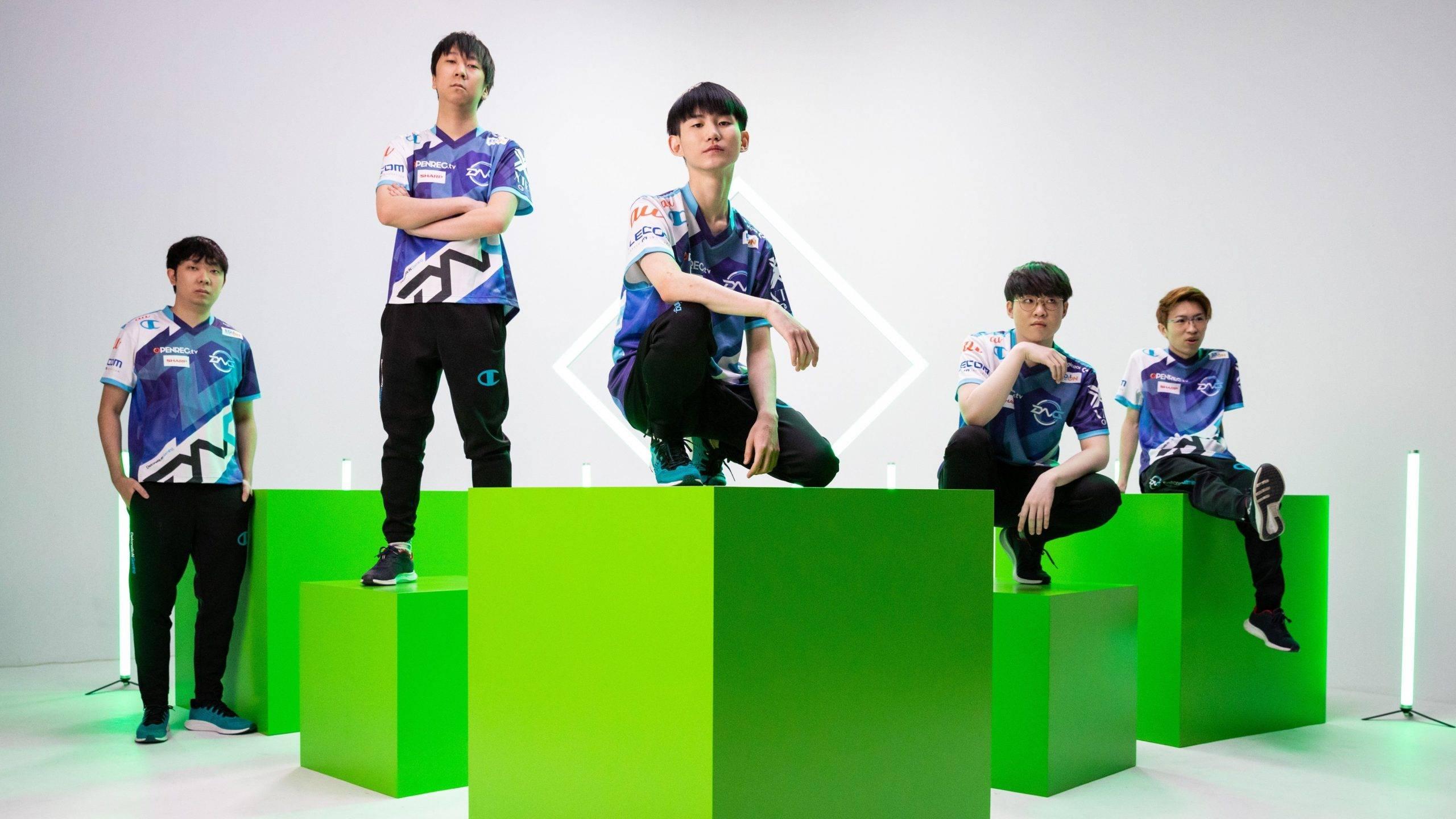 damwon team scaled