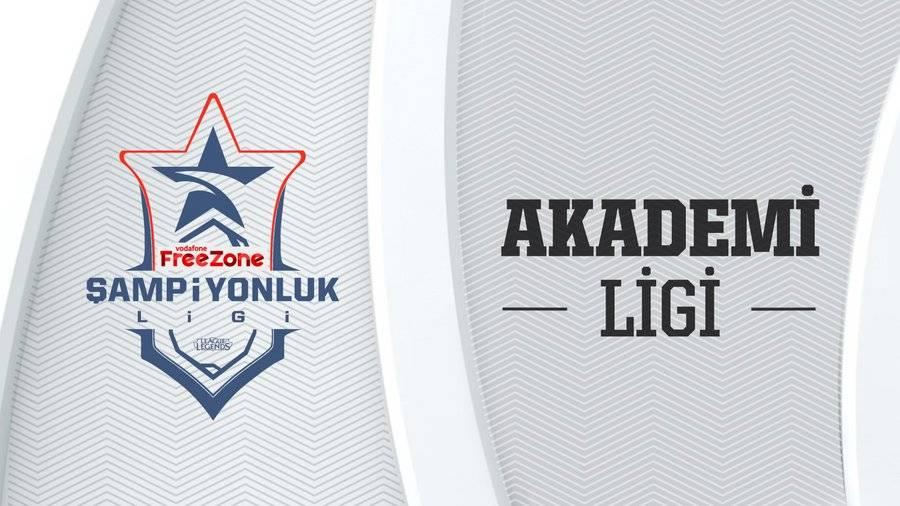 Akademi Ligi League of Legends Vodafone FreeZone Sampiyonluk Ligi Riot Games