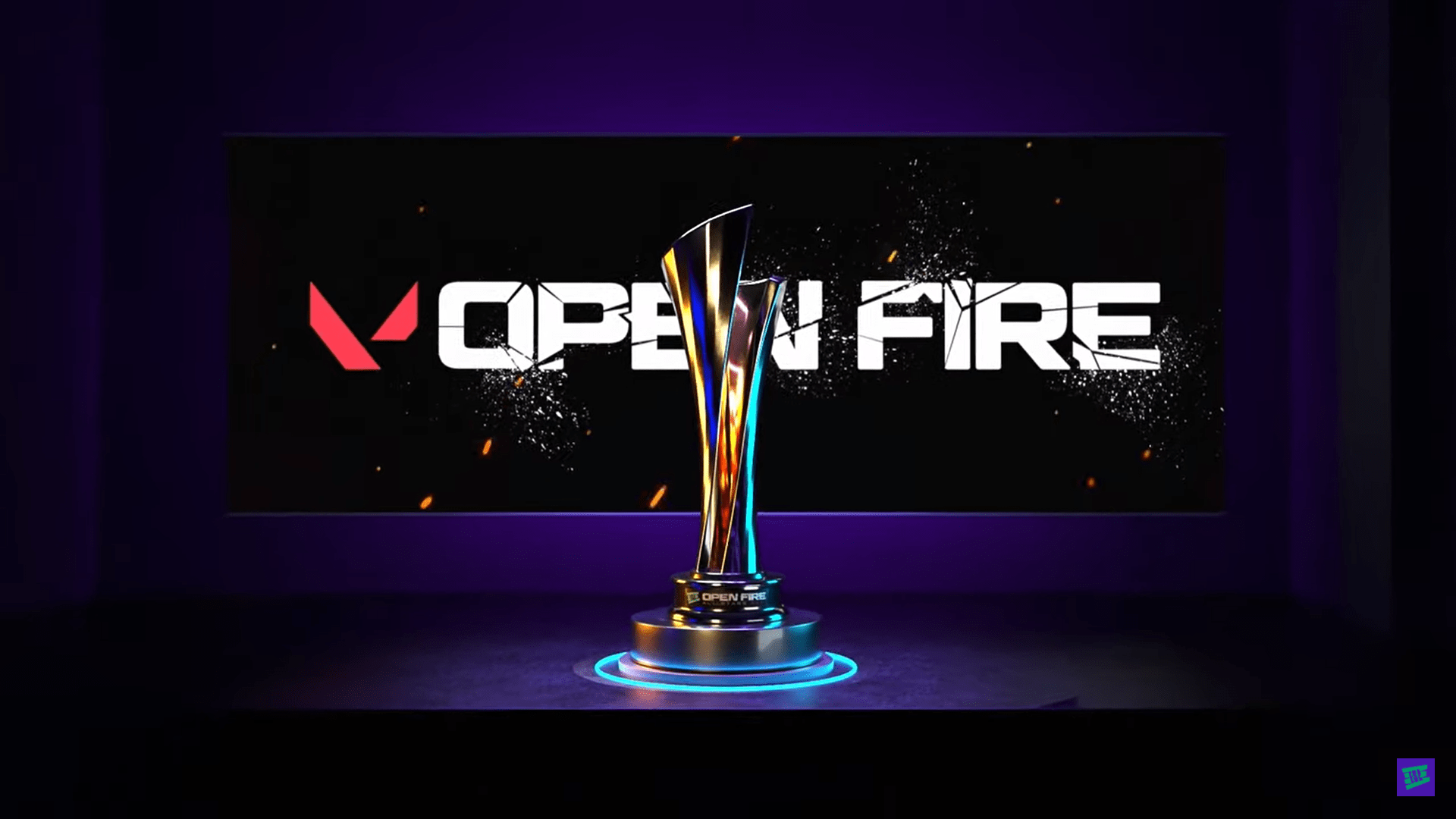 Open Fire All Stars