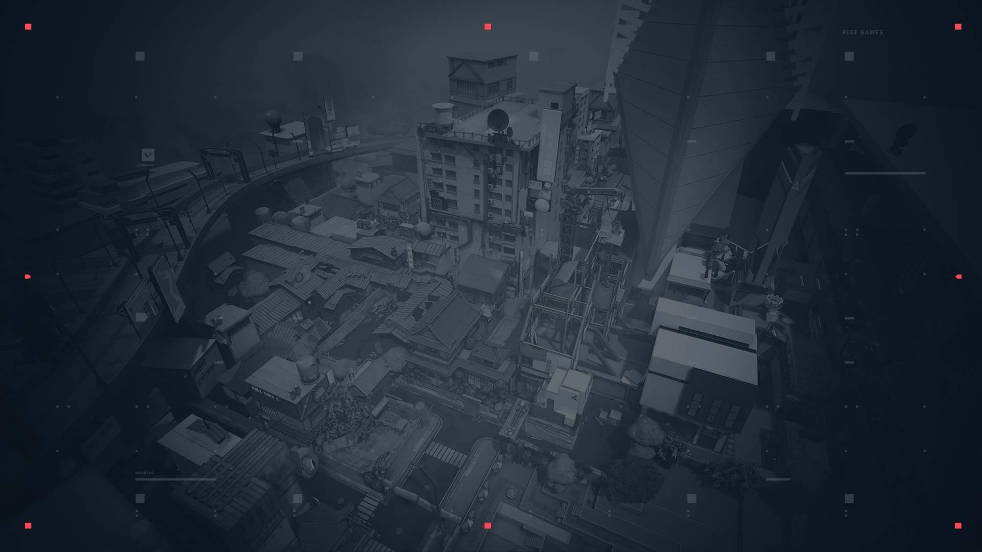 VALORANT Maps Article Split Banner