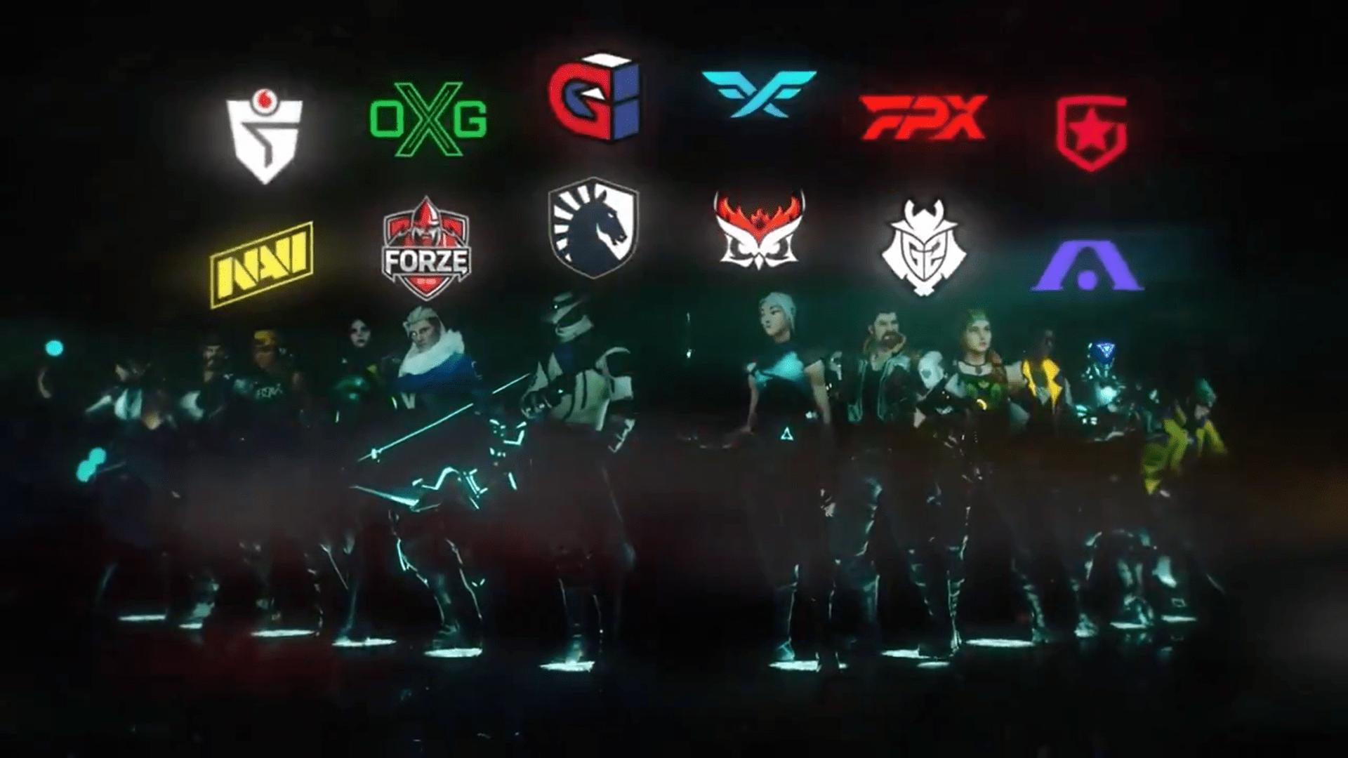 EMEA Teams