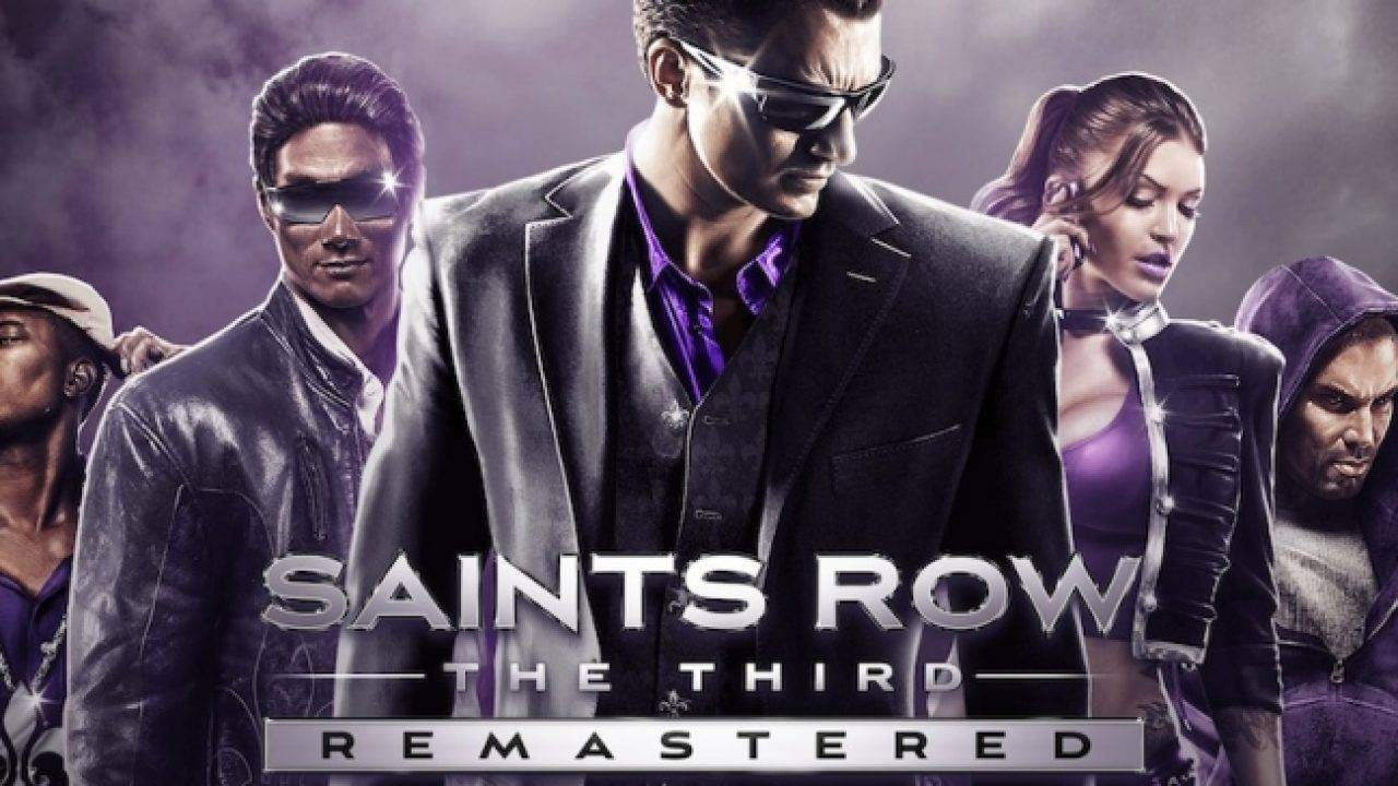 Saints Row The Third Remastered Deep Silver