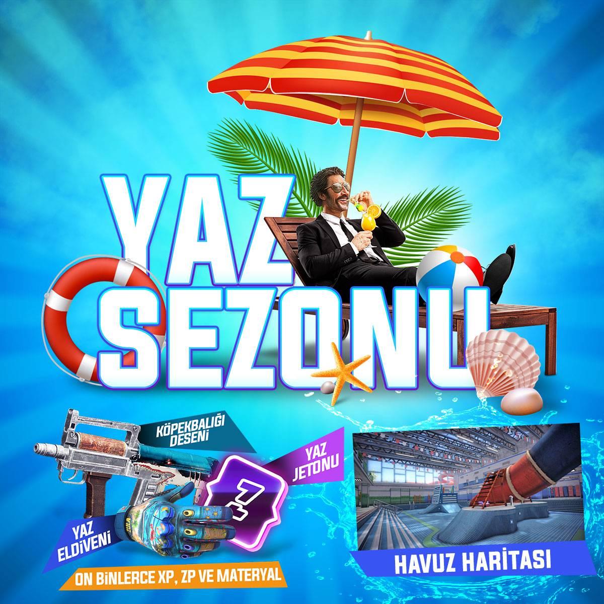 Zula Yaz sezonu görsel