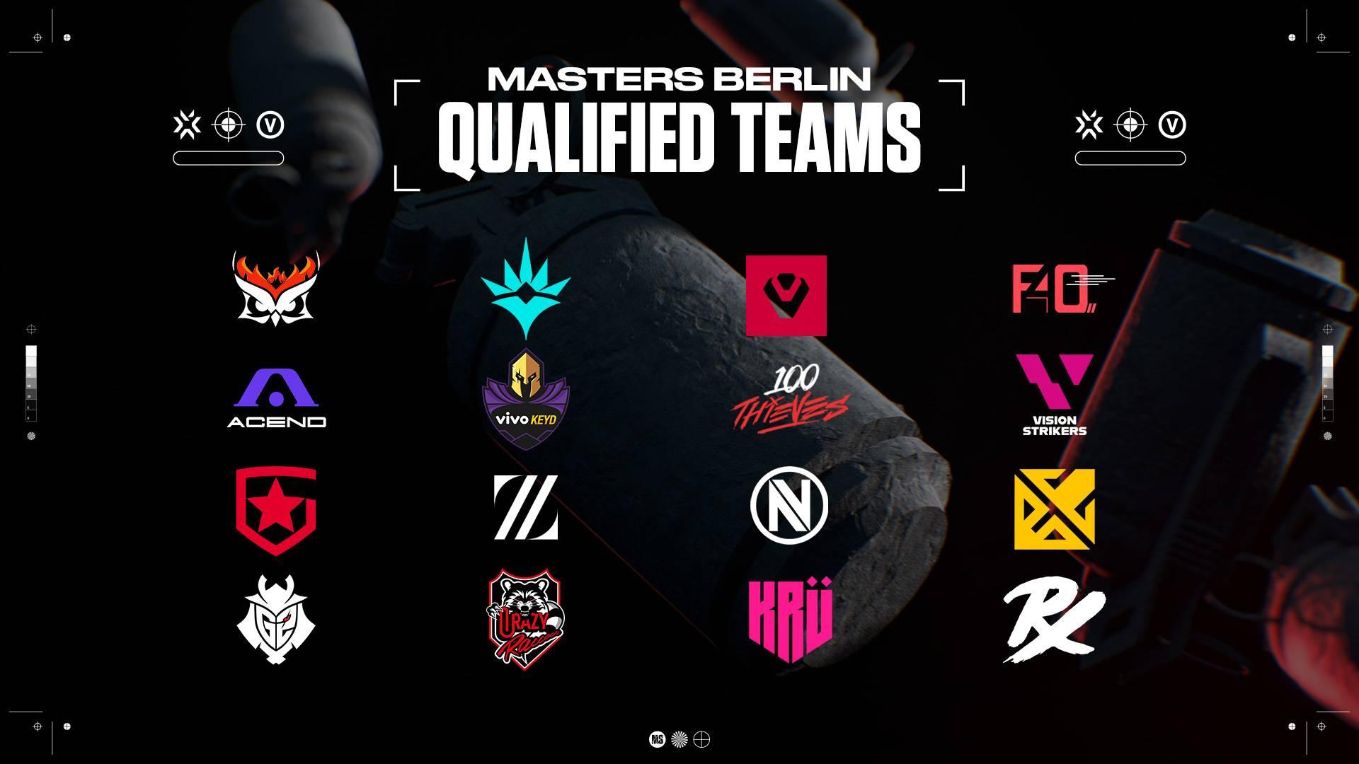 masters 3 teams