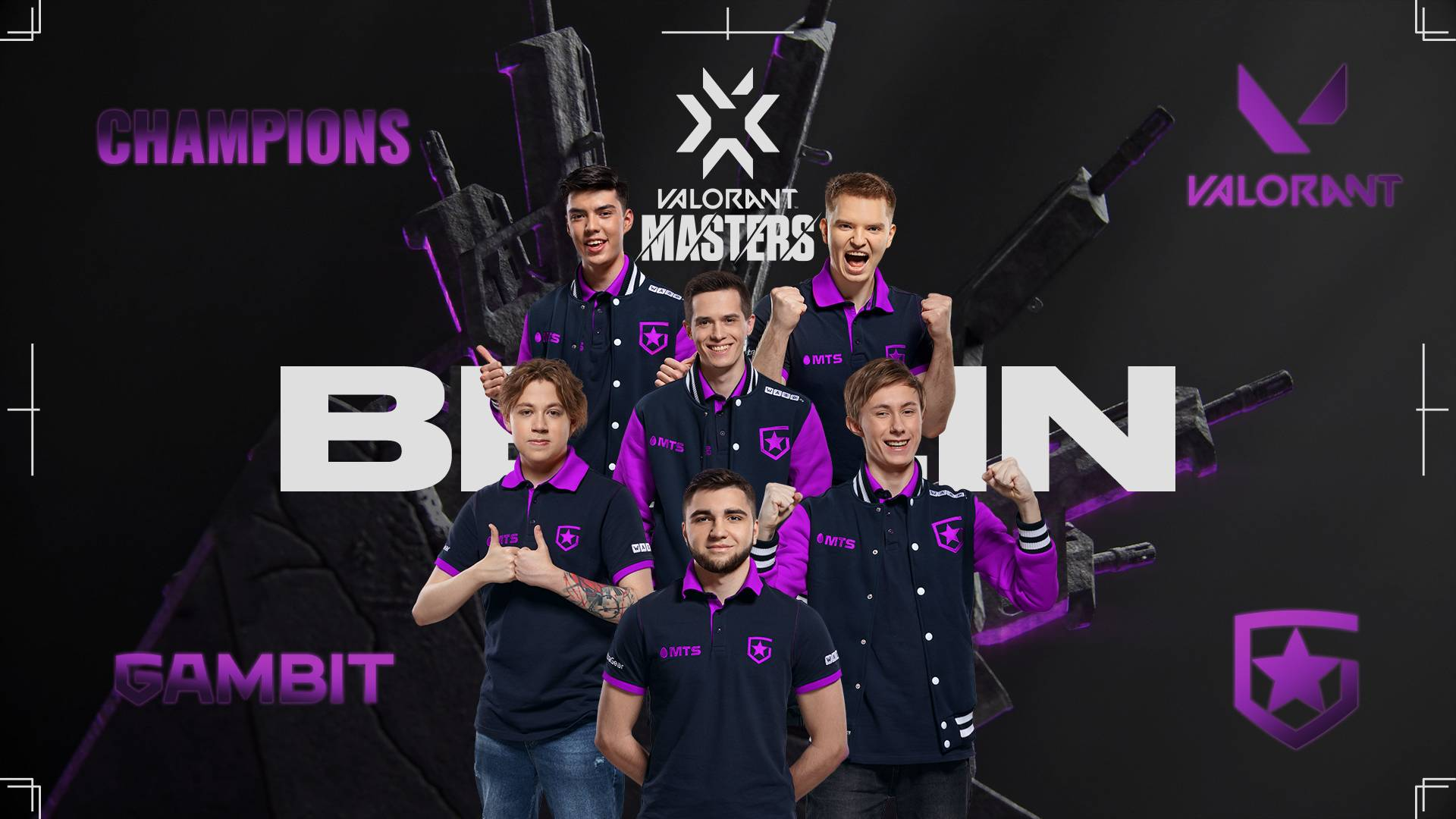 vct berlin champions gambit
